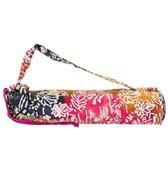 Barefoot Yoga Batik Yoga Mat Bag
