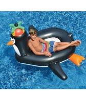 Swimline Inflatable Giant Penguin Ride-On Pool Float