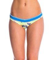 Maaji Swimwear Dreamy Blue Signature Bikini Bottom