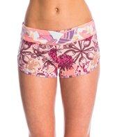 Maaji Tangerine Muses Roseate Glimpse Shorts