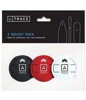 Trace 3-Pack Mount for Action Multisport Tracker