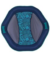 Aqua Leisure Deluxe Aqua Chair Batik Print 5th Panel Box