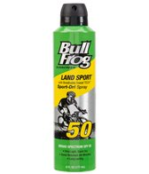 BullFrog Land Sport Continuous Spray Sunscreen SPF 50