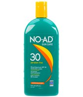 NO-AD SPF 30 Sunscreen Lotion 16oz