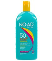 NO-AD Kids SPF 50 Sunscreen Lotion 16oz