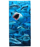 Kaufman Sales Sharks 30 x 60 Beach Towel