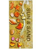 Kaufman Sales Sun & Sand 30 x 60 Beach Towel