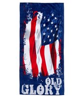 Kaufman Sales Old Glory 30 x 60 Beach Towel