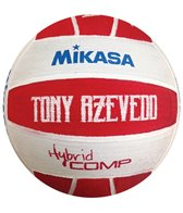 Mikasa Premier Series Tony Azevedo Signature Edition Hybrid Size Water Polo Ball