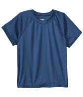 Kanu Surf Boys' Solid Swim Shirt (6-16)