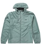 Billabong Men's Transport Hooded Windbreaker Jacket