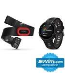 Garmin Forerunner 735XT Multisport Watch Run Bundle with Heart Rate Monitor