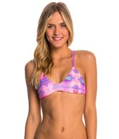 Stone Fox Swim Dream On Indie Bikini Top