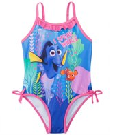 Disney Girls' Finding Dory One Piece Swimsuit (12mos-24mos)