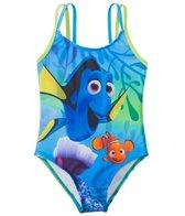 Disney Girls' Finding Dory One Piece Swimsuit (4-6X)