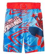 Marvel Boys' Spiderman Swim Trunks (2T-4T)