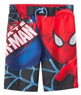 Marvel Boys' Spiderman Swim Trunks (4-7)