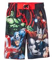 Marvel Boys' Avengers Swim Trunks (4-7)