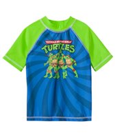 Nickelodeon Boys' Teenage Mutant Ninja Turtles Rashguard (2T-4T)