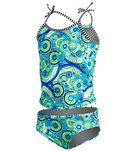 Dolfin Little Dolfins Kanga Tankini Swimsuit Set