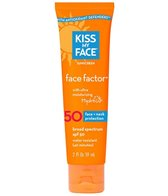 Kiss My Face SPF 50 Face Factor for Face & Neck Sunscreen