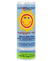 California Baby SPF 30+ Sunscreen Stick: Everyday/Year-Round