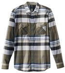 Oakley Men's Frontier L/S Flannel