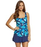 Maxine Kaley Adjustable Tank Swimdress
