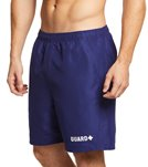 Sporti Guard Men's Solid Swim Trunk