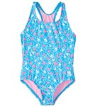 TYR Girls' BFF Maxfit One Piece Swimsuit (2T-12)