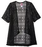 Gossip Girls' Gypsy Breeze Crochet Cover Up (7-16)