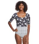 Seea Ebon Zuma L/S One Piece Swimsuit