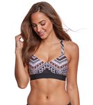 Seafolly Indian Summer Active Aztec Bralette Top