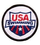 USA Swimming Patch