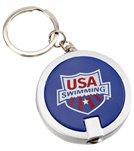 USA Swimming Keychain