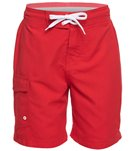 Sporti Boys' Solid E-Board Short (4-16)