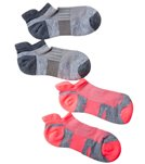 Brooks Ghost Midweight Running Socks 2 Pack