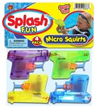 Sola Splash Fun Micro Squirt (4 pack)
