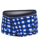 Funky Trunks Toddler Boys' Checkin In Square Leg Brief Swimsuit