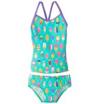 Funkita Toddler Girls' Popsicle Parade Tankini Set