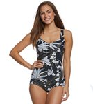 Maxine Palm Noveau Girl Leg One Piece Swimsuit