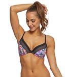 Body Glove Fly Solo Underwire Bikini Top (D/DD/E/F Cup)