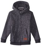 Quiksilver Boys' Keller Brushed Fleece Zip Hoodie (Big Kid)