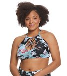 Raisins Curve Plus Size Kyoto Cala Bikini Top