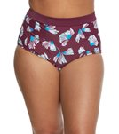 Raisins Curve Plus Size Domingo Island Bikini Bottom