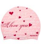 sporti-i-love-you-silicone-swim-cap