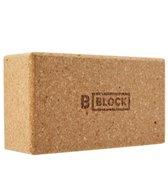 B Yoga Cork Block 3