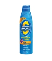 Coppertone Sport Continuous Spray Clear SPF 50
