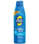 Coppertone Sport Continuous Spray SPF 15 6oz