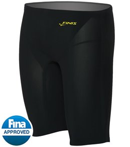 36 Black FINIS Fuse Jammer Technical Racing Suit